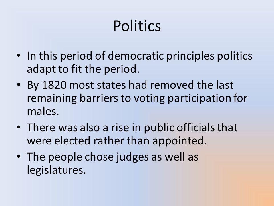The big change in 1828 By 1828 Presidential electors were chosen by popular vote instead of state legislators.