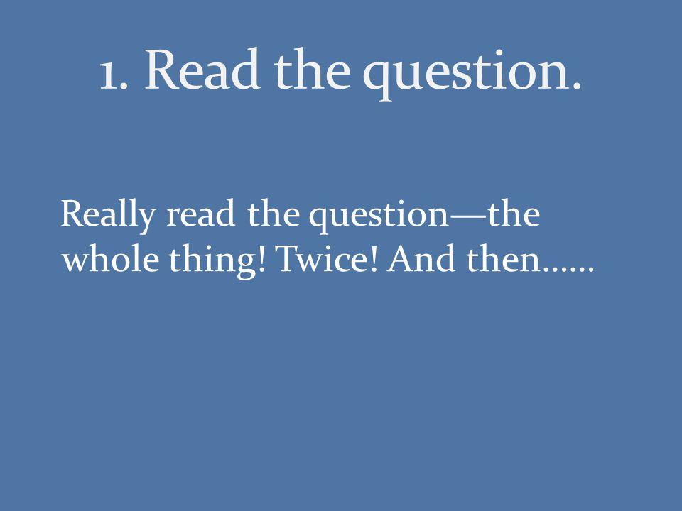 2 Point = 3 Sentences.4 Point = 5 Sentences. Topic Sentence + 1 Sentence for each box.