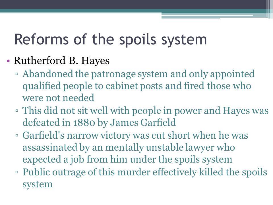 Civil Service Reform Chester A.