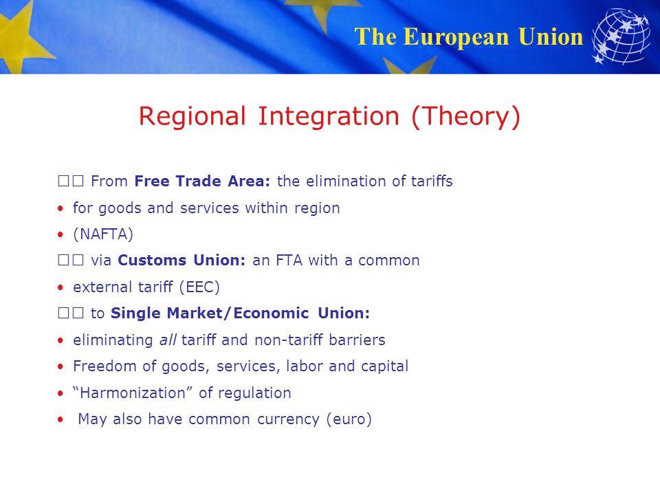 The European Union 2007 Bulgaria Romania