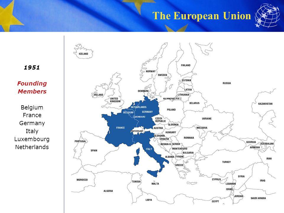 The European Union Trade –European Commission represents all 27 EU Member States before the World Trade Organization.