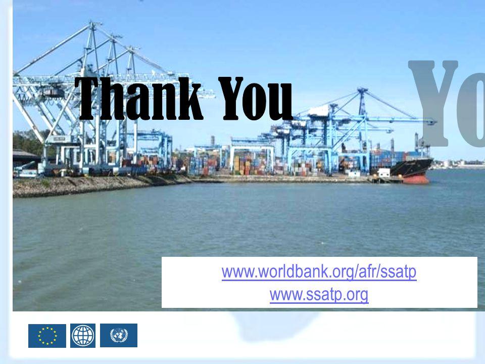 www.worldbank.org/afr/ssatp www.ssatp.org