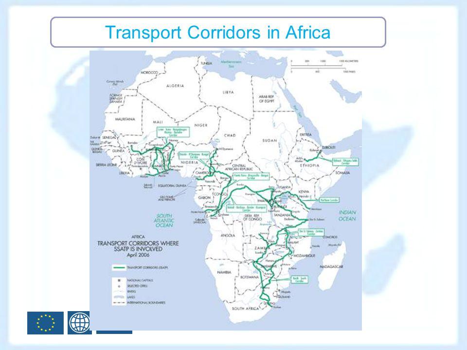Transport Corridors in Africa