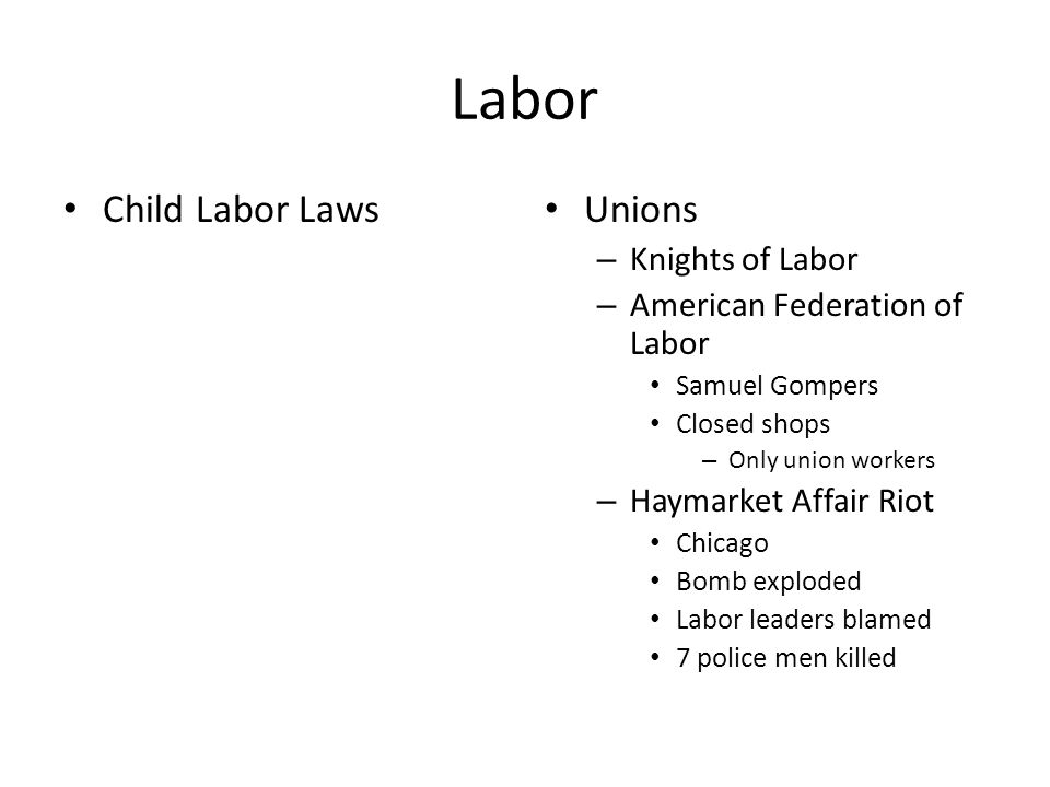 labor laws and unions Unions represent groups of employees in certain trades and professions, and engage in collective bargaining -- negotiation between an employer and unionized employees.