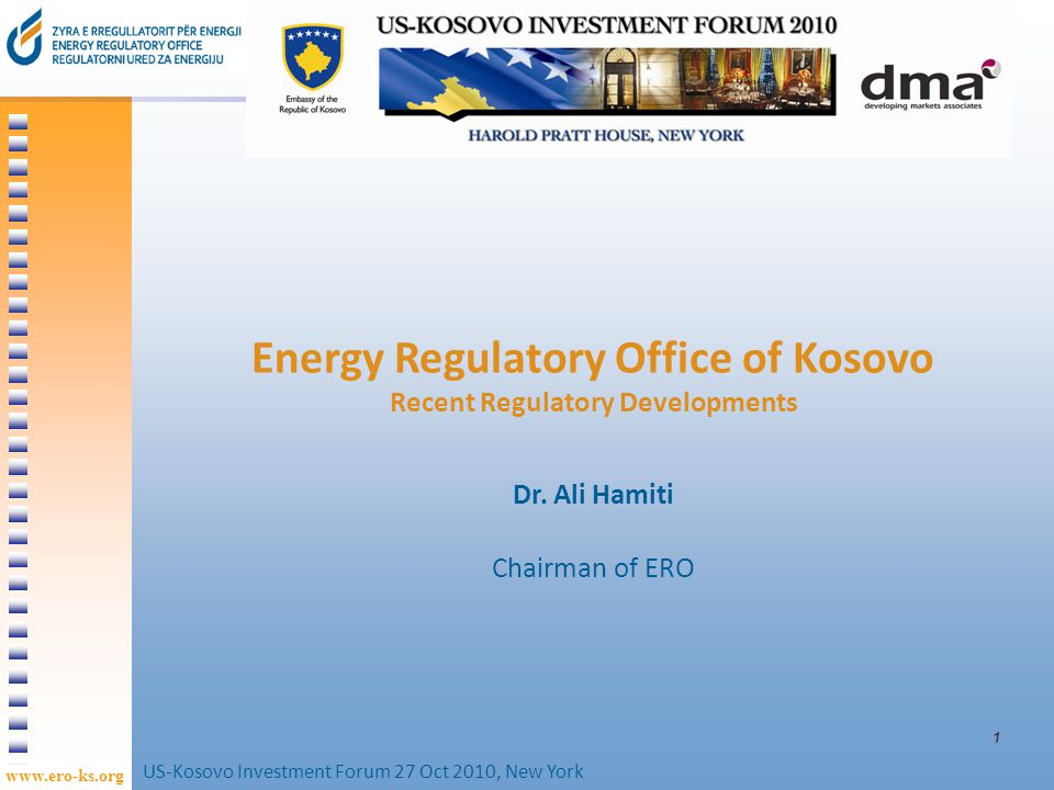 www.ero-ks.org 12 KRPP and KEDS transactions Government of Kosovo is undertaking two major transactions during 2010-11.