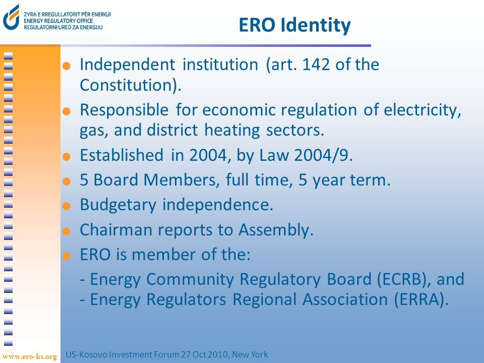 www.ero-ks.org ERO Identity Independent institution (art.