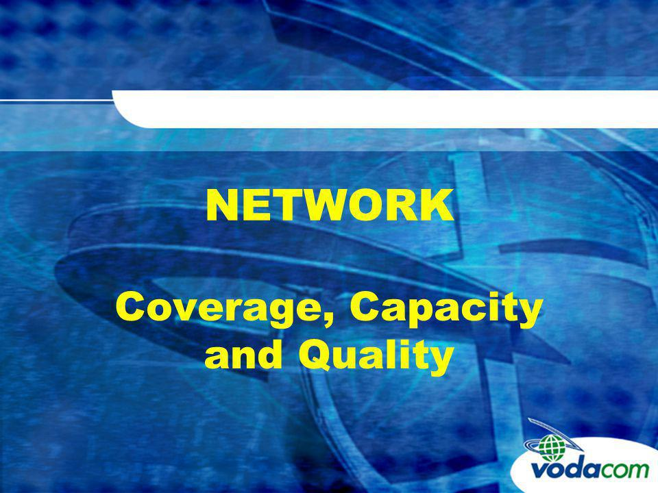 Vodacoms licence provides for: Publication of a Code of Practice for Consumer Affairs and Guidelines and Procedures for Enquiries and Complaints (see information pack for copy) Bi-annual report on Customer Care statistics submitted to ICASA