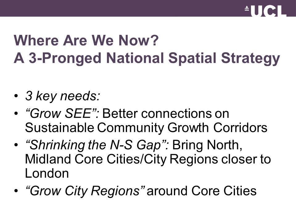 South East England: Global Mega-City-Region