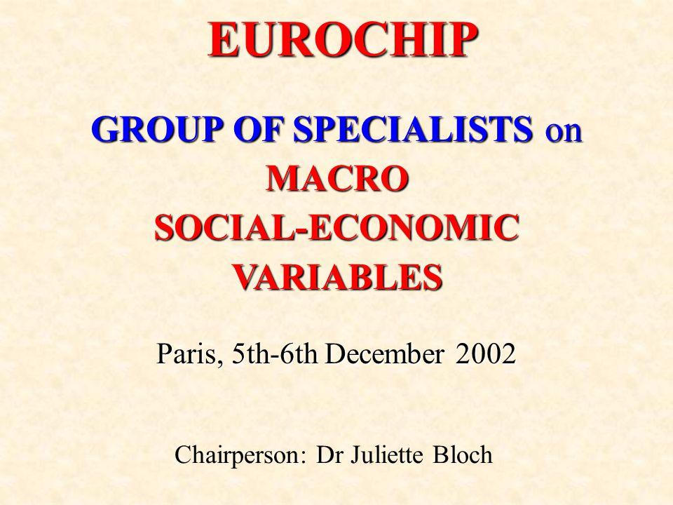 EUROCHIP PROJECT: PRESENTATION Dr. Andrea Micheli