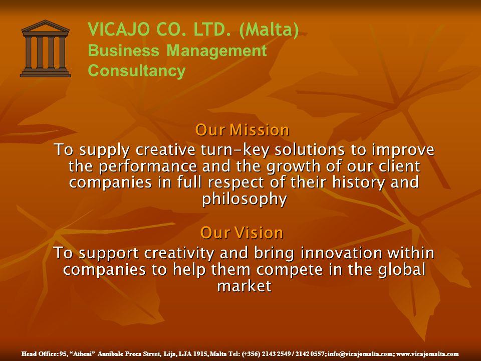VICAJO CO.LTD.