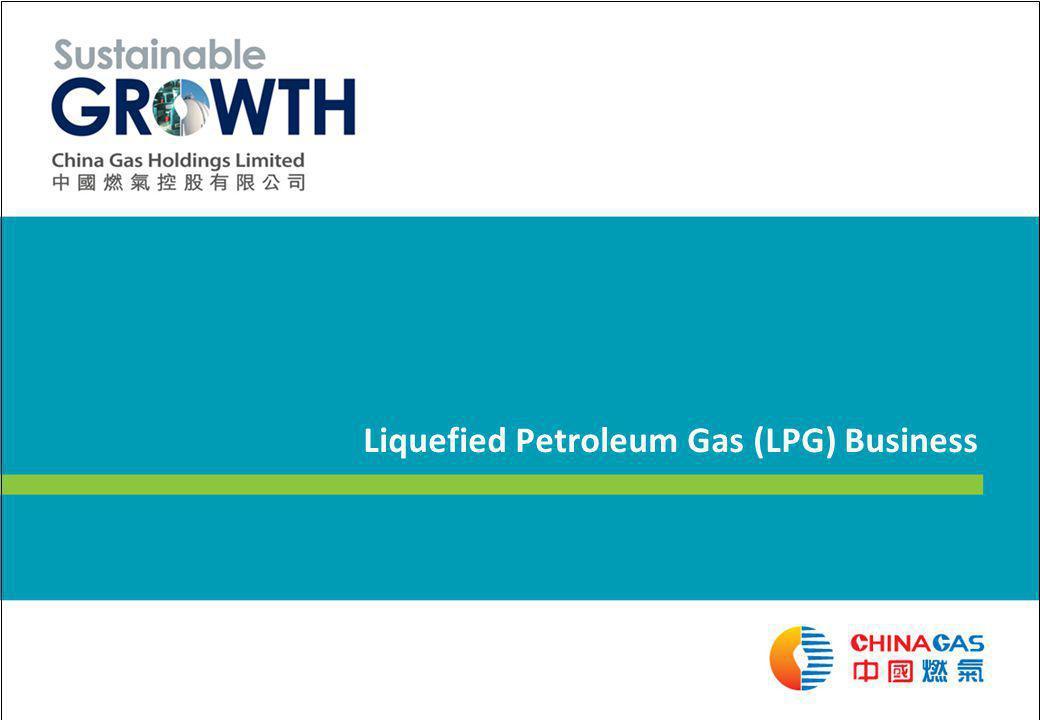 Liquefied Petroleum Gas (LPG) Business