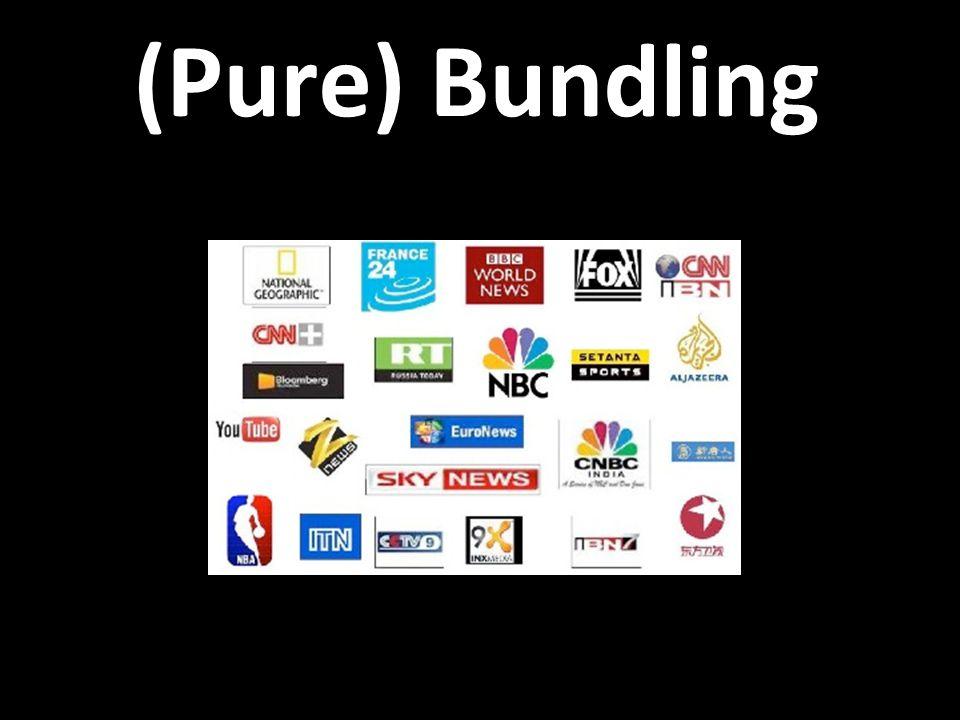 (Pure) Bundling