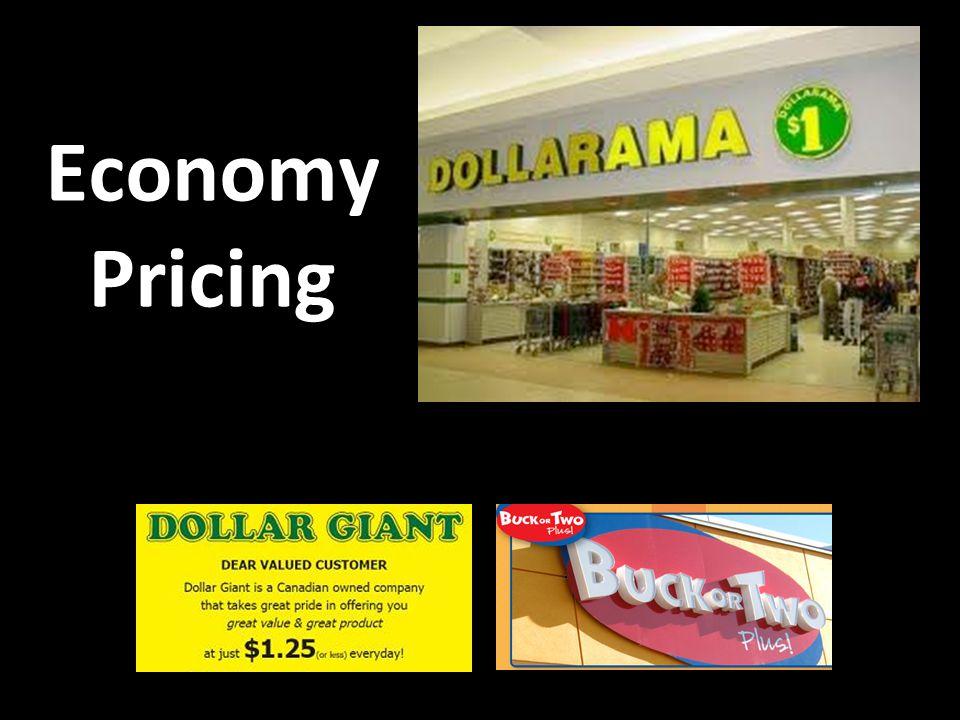 Economy Pricing