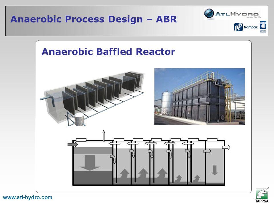 Anaerobic Process Design – ABR www.atl-hydro.com Anaerobic Baffled Reactor