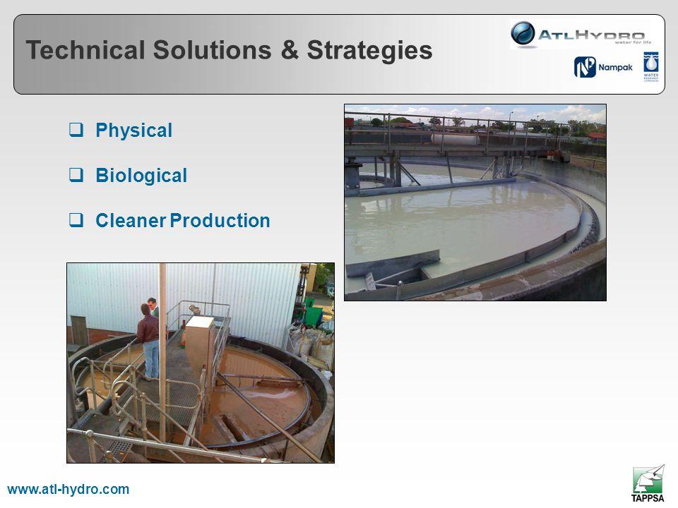 Process Design – Side-stream MBR www.atl-hydro.com