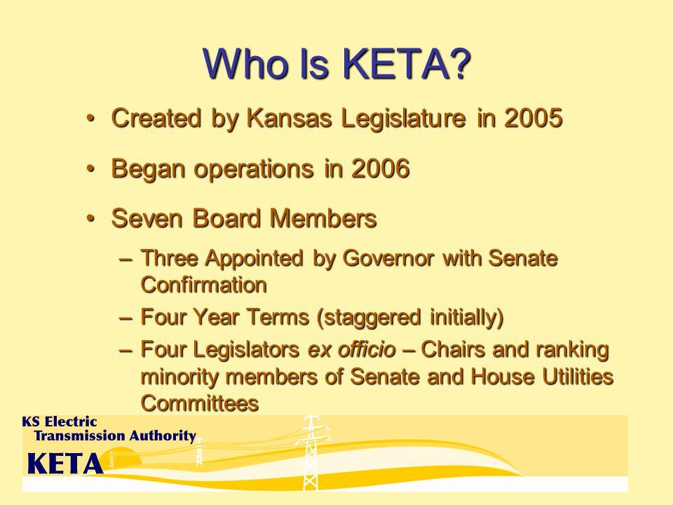 Who Is KETA.