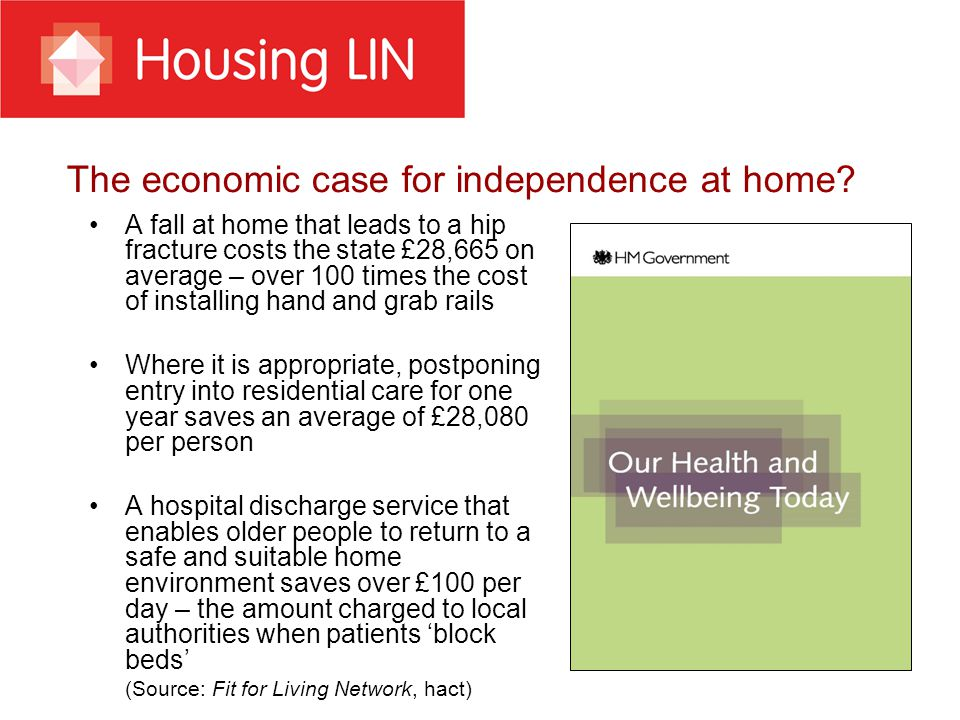The economic case for independence at home.
