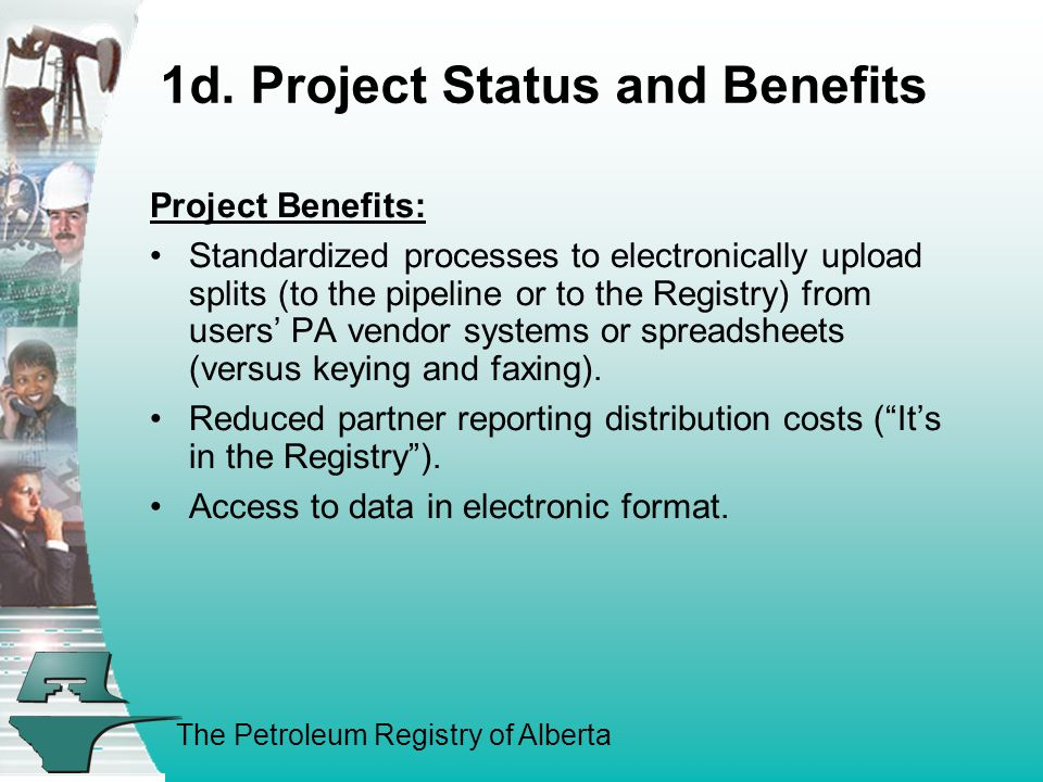 The Petroleum Registry of Alberta 1d.