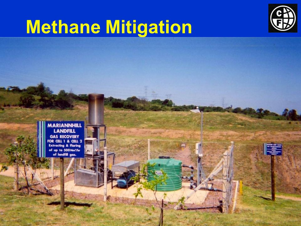 Methane Mitigation