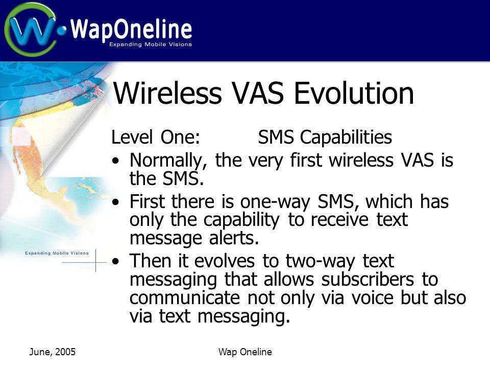June, 2005Wap Oneline Thank You Please request a full copy.