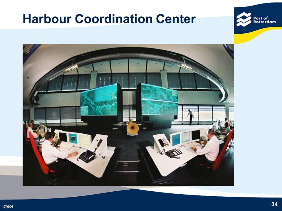 07/006 34 Harbour Coordination Center