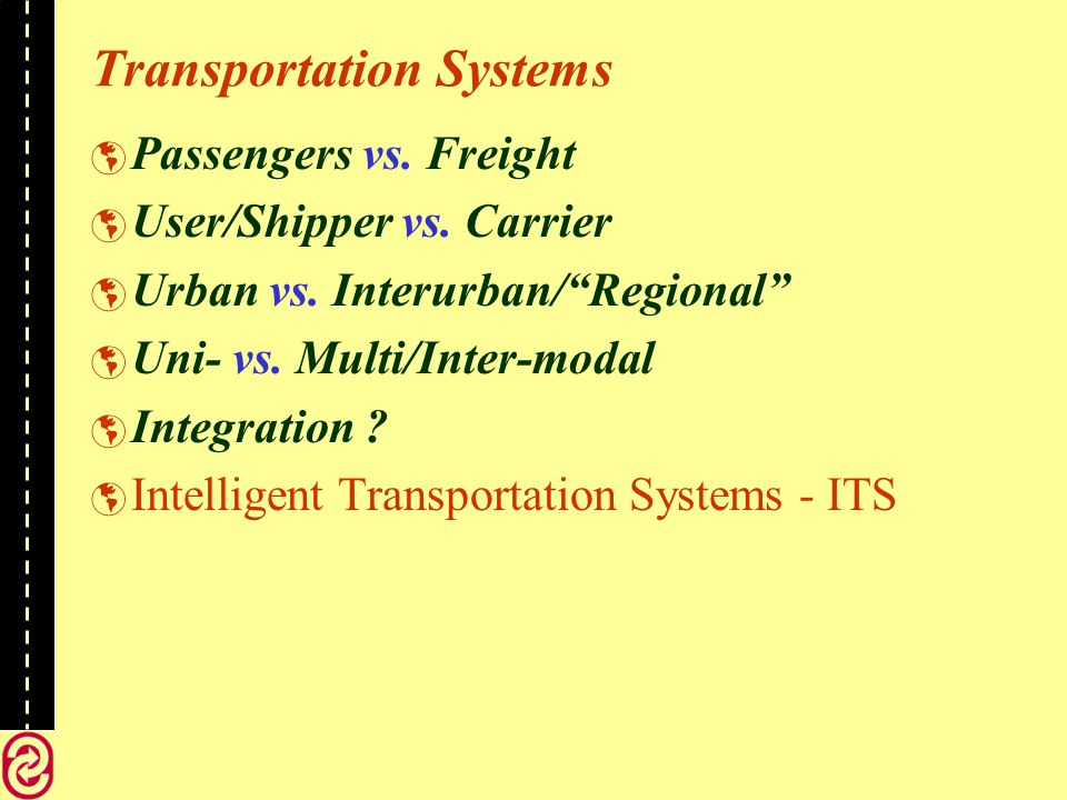Itinerary Cost Determined by system characteristics and (potentially) all services and itinerary flows for all markets Cost of operations in terminals and en-route Cost of time (delay) spent in terminals and en-route