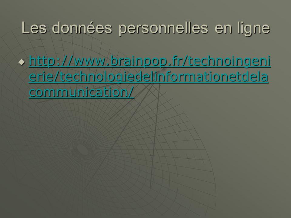 Les emails et les messageries instantanées http://www.brainpop.fr/technoingeni erie/technologiedelinformationetdela communication/ http://www.brainpop.fr/technoingeni erie/technologiedelinformationetdela communication/ http://www.brainpop.fr/technoingeni erie/technologiedelinformationetdela communication/ http://www.brainpop.fr/technoingeni erie/technologiedelinformationetdela communication/
