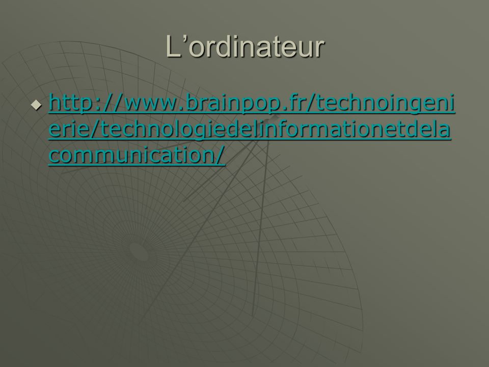 Lordinateur   erie/technologiedelinformationetdela communication/   erie/technologiedelinformationetdela communication/   erie/technologiedelinformationetdela communication/   erie/technologiedelinformationetdela communication/