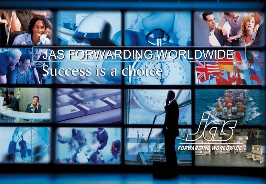 JAS FORWARDING WORLDWIDE