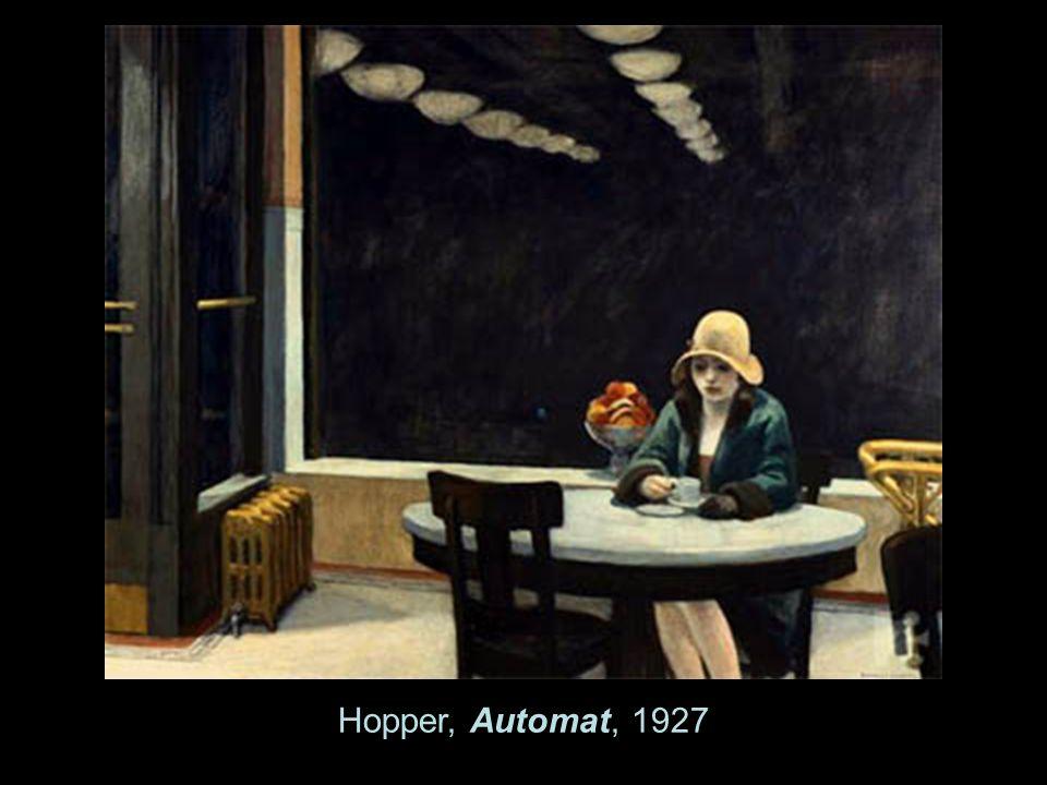 Hopper, Automat, 1927