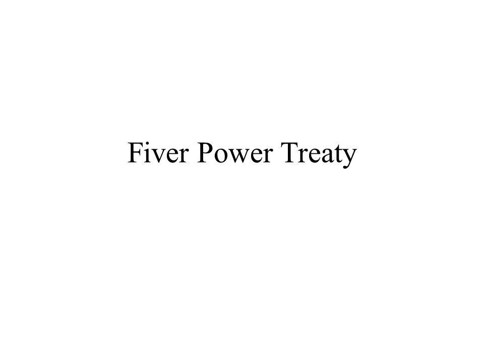 Fiver Power Treaty