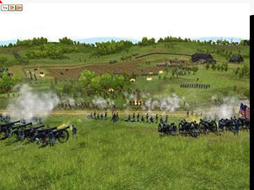 Gettysburg – turning point Gettysburg is the largest battle in the history of the Western hemisphere.