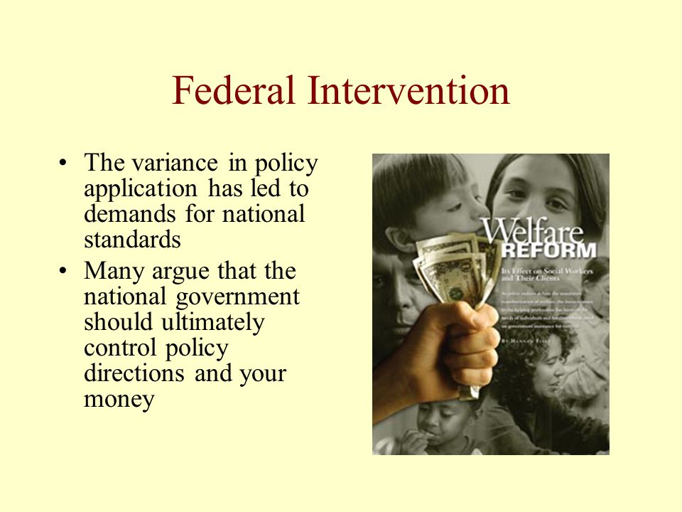 Unfunded Mandates Unfunded mandates also impose restrictions on the states by requiring states to take actions to comply with federal regulations, but fail to provide the necessary funds