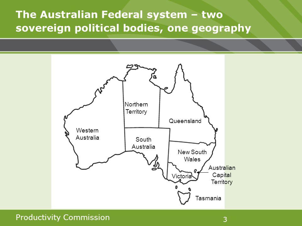 Productivity Commission 24 www.pc.gov.au