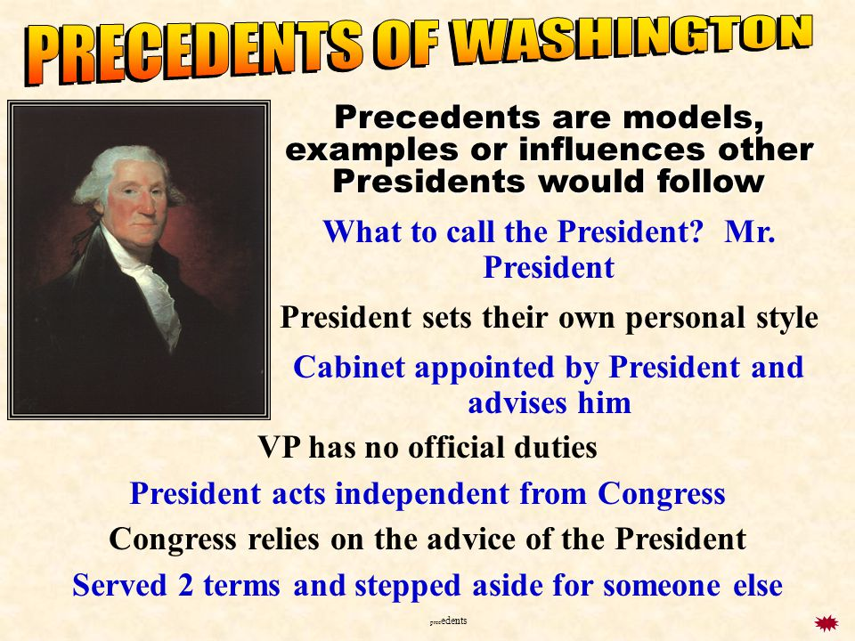 Department of State-----Foreign affairs Thomas Jefferson----Secretary of State Department of State-----Foreign affairs Thomas Jefferson----Secretary of State cabinet Cabinet advises the President and heads up an agency of the government Department of Treasury---Financial affairs Alexander HamiltonSecretary of the Treasury Department of War-------------------Military affairs Henry Knox----Secretary of War Attorney General----------------------Legal affairs Edmund Randolph---Department of Justice Postmaster General-------------------Postal system Samuel Osgood