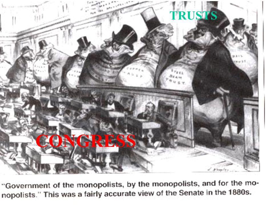 CONGRESS TRUSTS