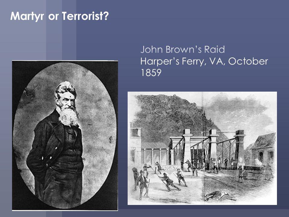 MartyrTerrorist Martyr or Terrorist?