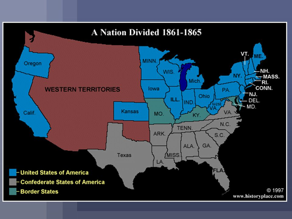 Civil War Facts 1/2 million people were killed or wounded in the Civil War 60 % of the fighting took place in Virginia