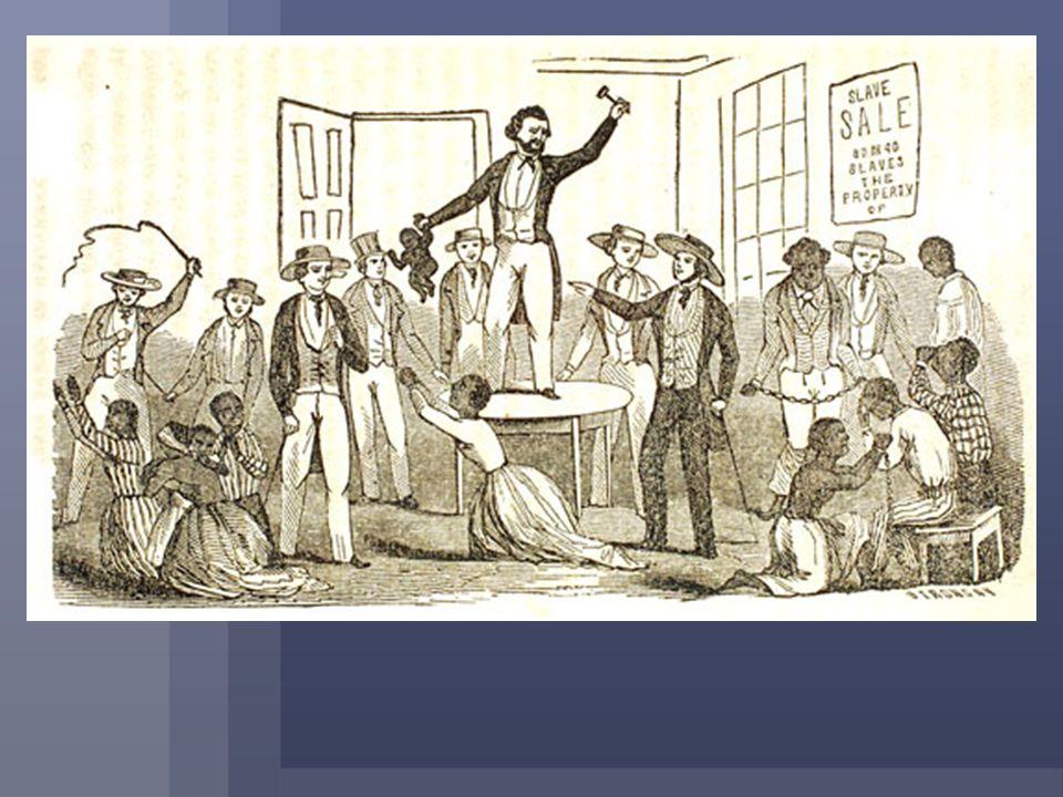 Slave Auction House Atlanta, Georgia (1865)