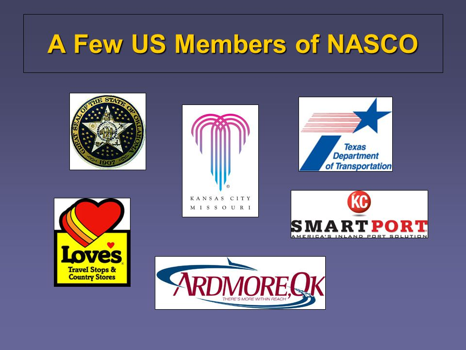 A Few US Members of NASCO