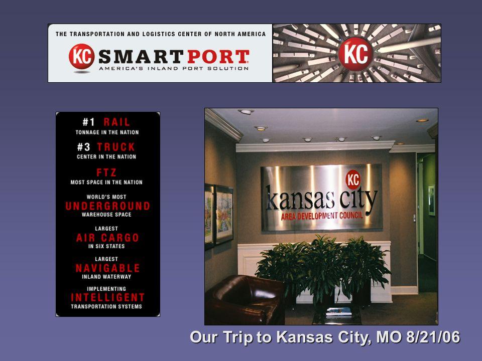 Our Trip to Kansas City, MO 8/21/06