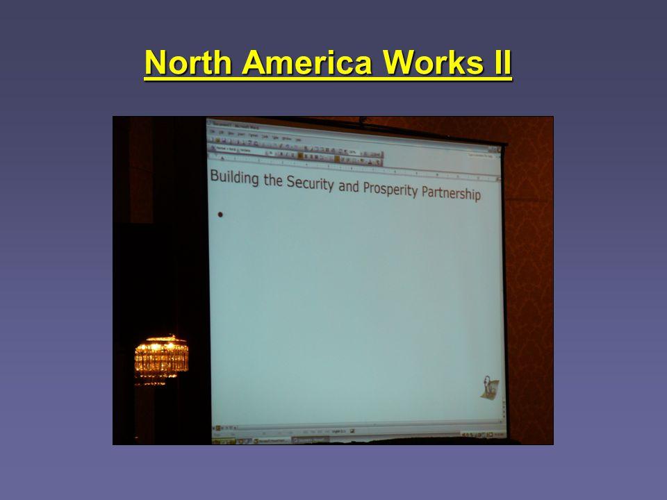 North America Works II