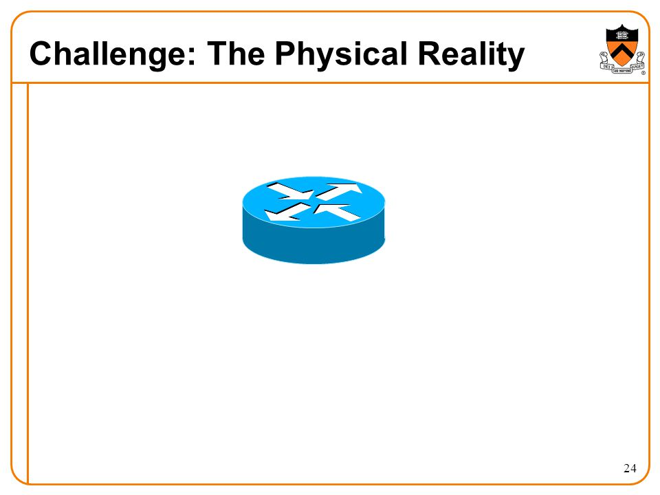 Challenge: The Physical Reality 24
