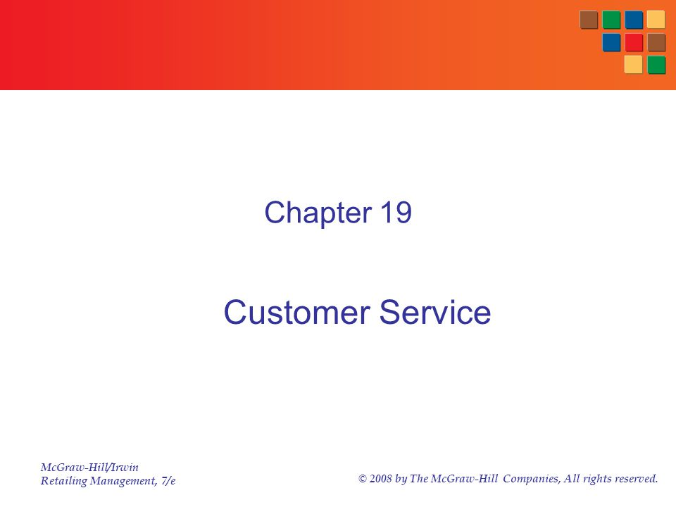 19-12 Perceived Service Cues used to assess service Reliability Assurance Tangibility Empathy Responsiveness Perceived Services – evaluations are based on perception