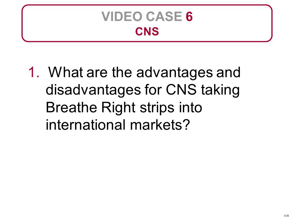 VIDEO CASE 6 CNS 1.