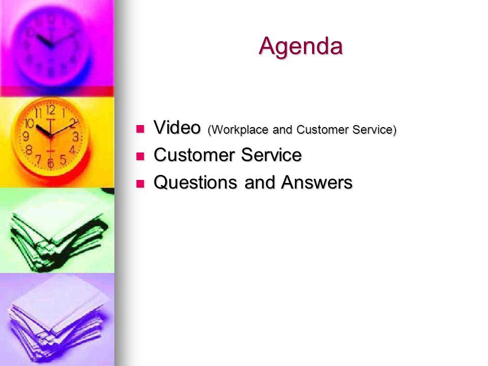 Customer Service Factors