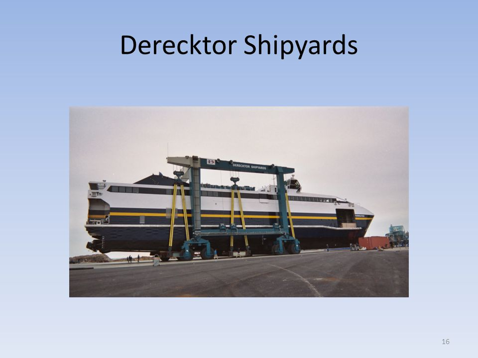 Derecktor Shipyards 16