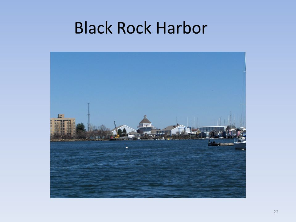 Black Rock Harbor 22