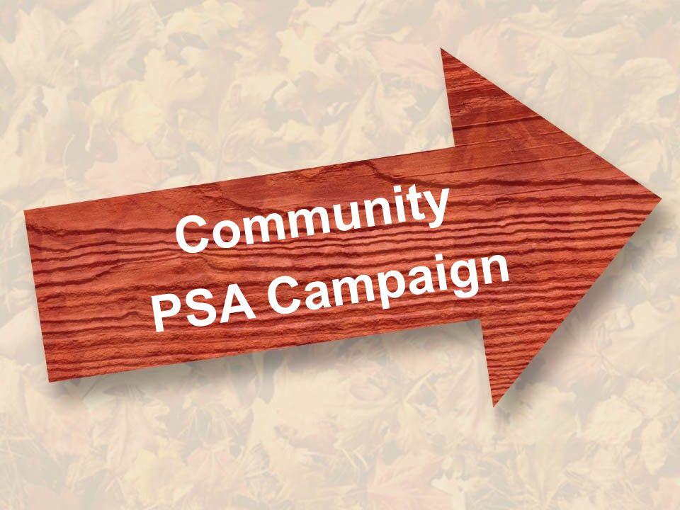 Community PSA Campaign
