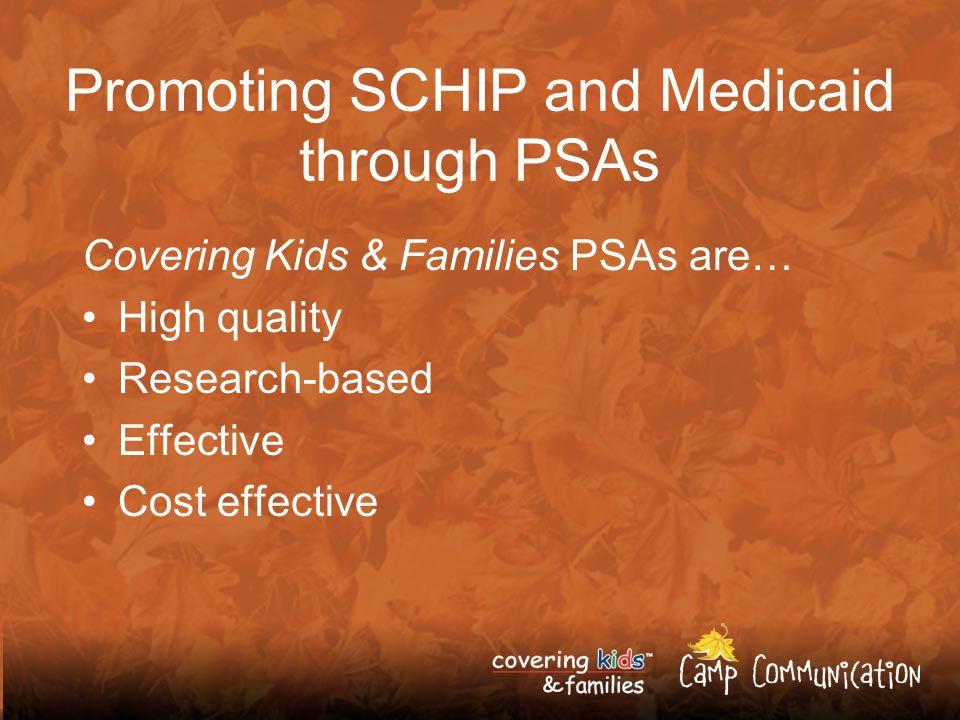Steps to Placing PSAs